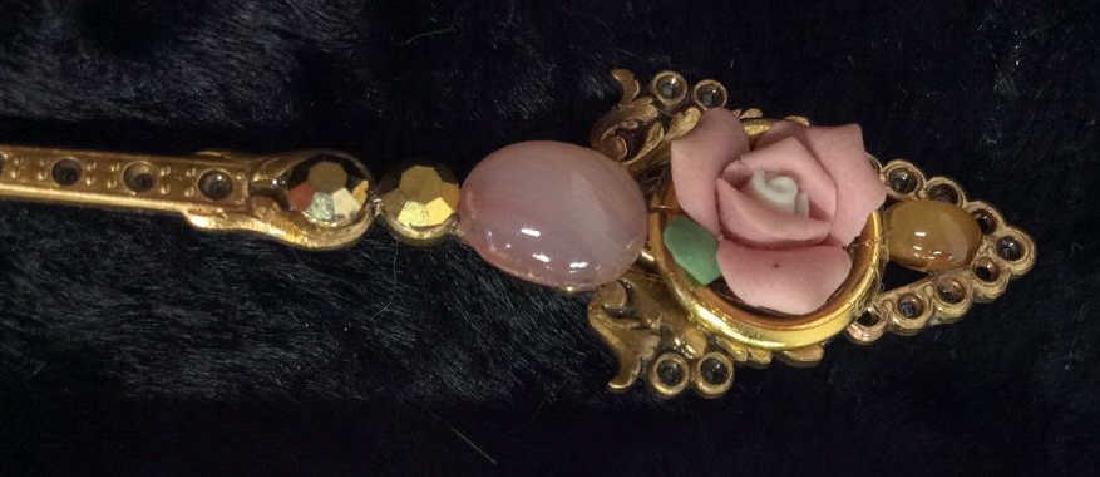 Lot 3 Assorted Costume Jewelry - 3