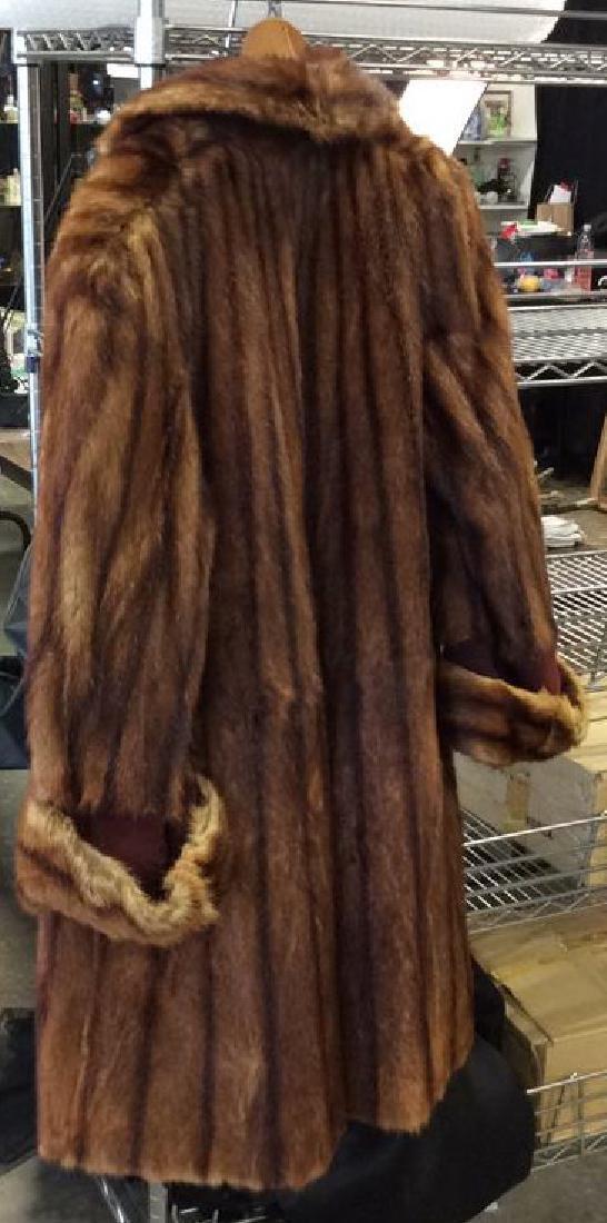 Ladies Vintage Fur Coat
