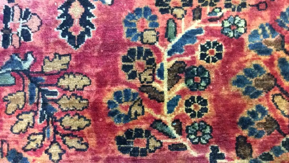 Hand Made Wool Oriental Carpet