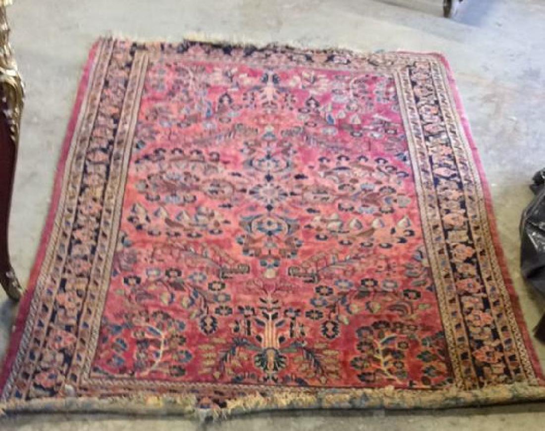 Hand Made Wool Oriental Carpet - 2