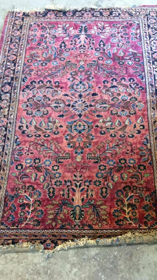 Hand Made Wool Oriental Carpet - 4