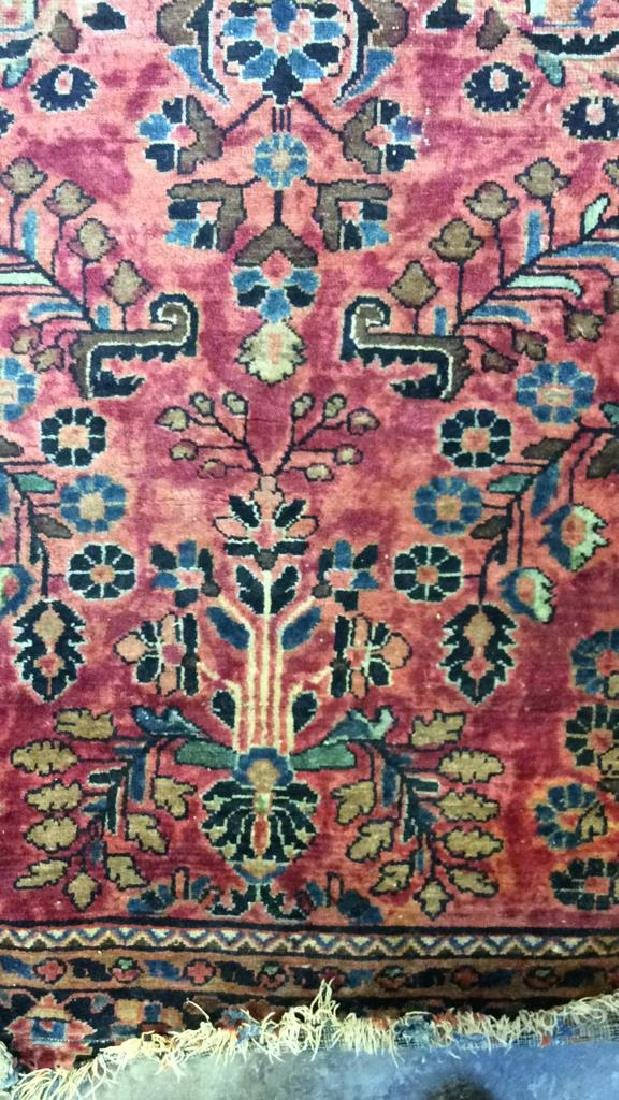 Hand Made Wool Oriental Carpet - 5