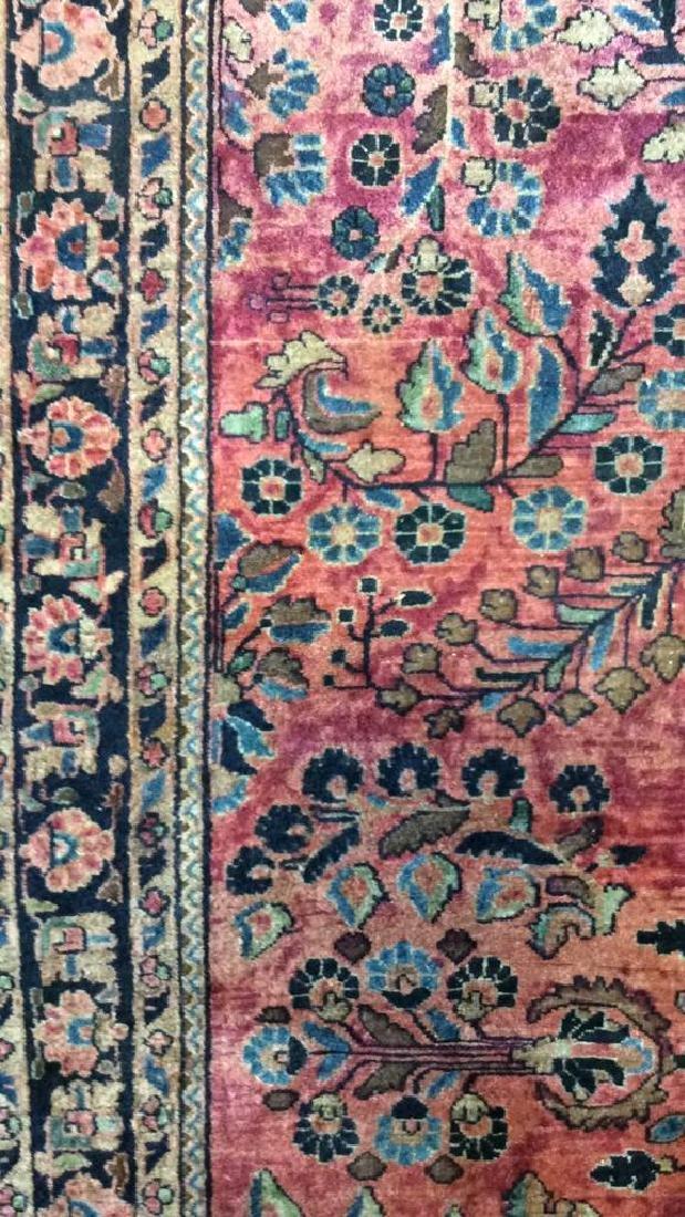 Hand Made Wool Oriental Carpet - 6