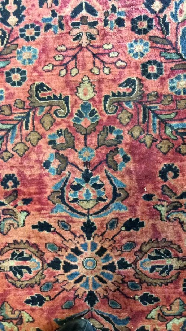 Hand Made Wool Oriental Carpet - 7