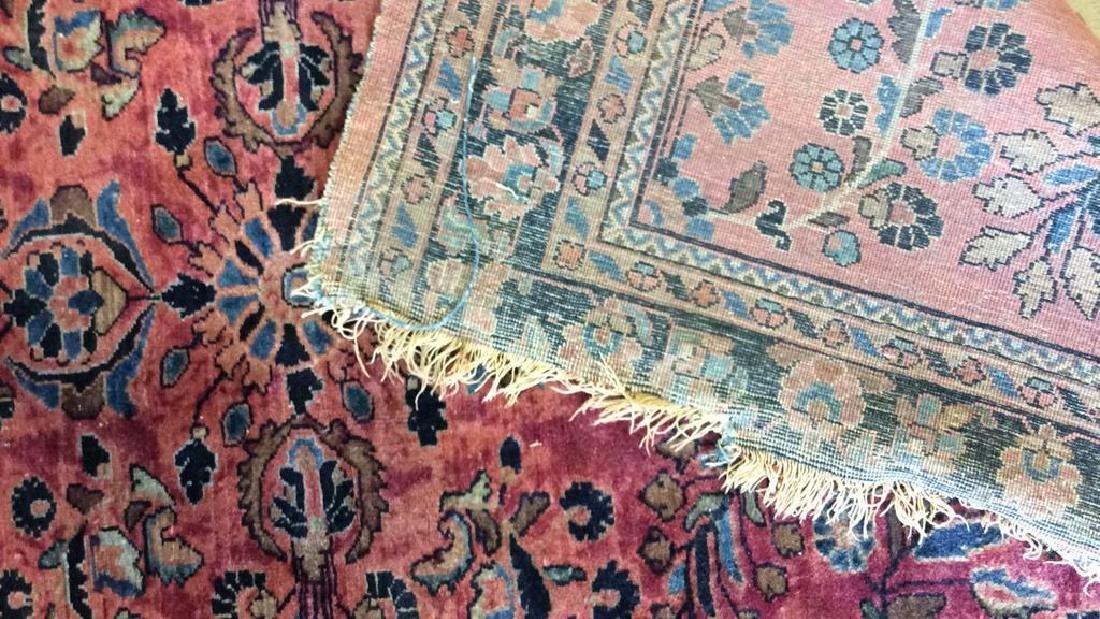 Hand Made Wool Oriental Carpet - 8