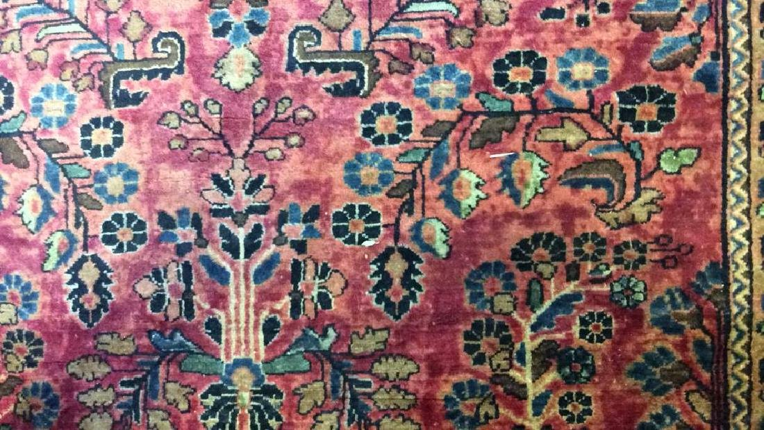 Hand Made Wool Oriental Carpet - 9