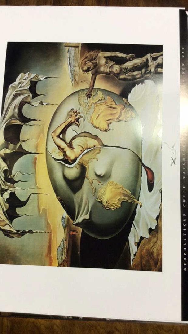 Lot 3 Assorted Art Poster Prints - 7