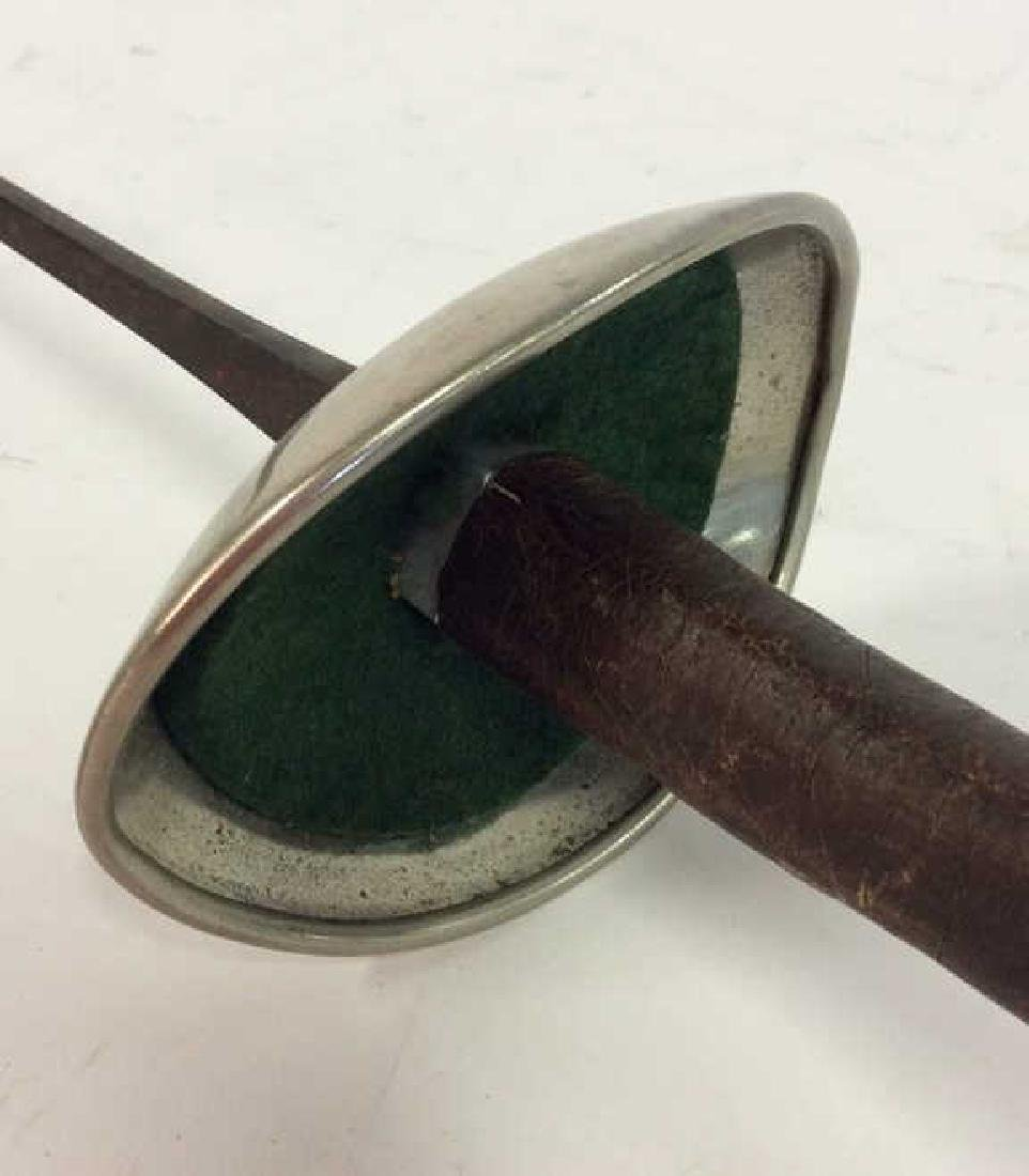 Lot 2 Vintage French Fencing Swords - 8