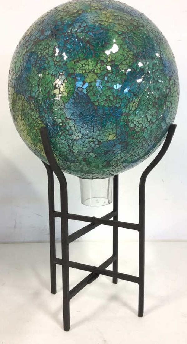 GARDENER'S SUPPLY CO Mosaic Gazing Globe