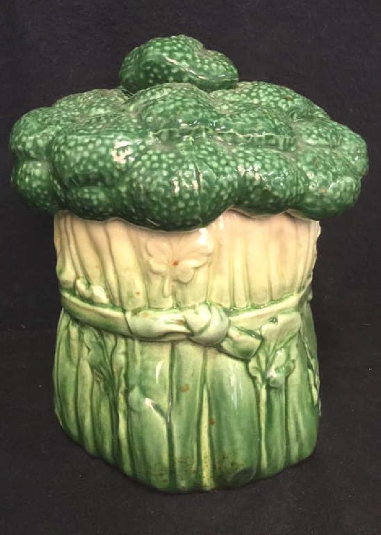 Lot 4 Poppy Trail California Pottery Jars - 2