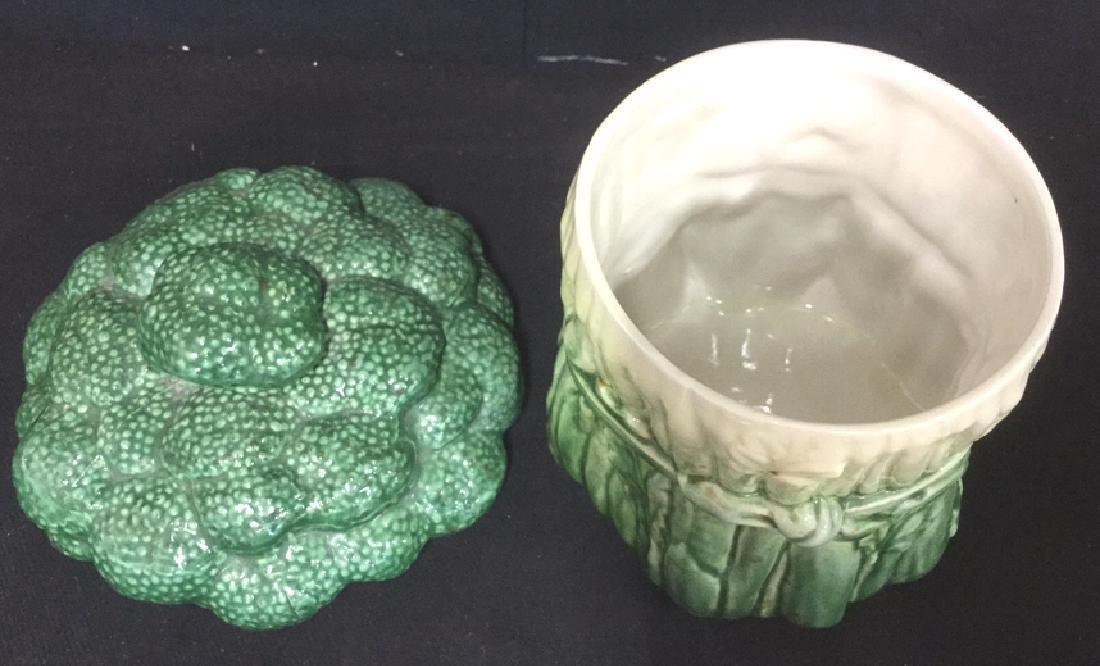 Lot 4 Poppy Trail California Pottery Jars - 3