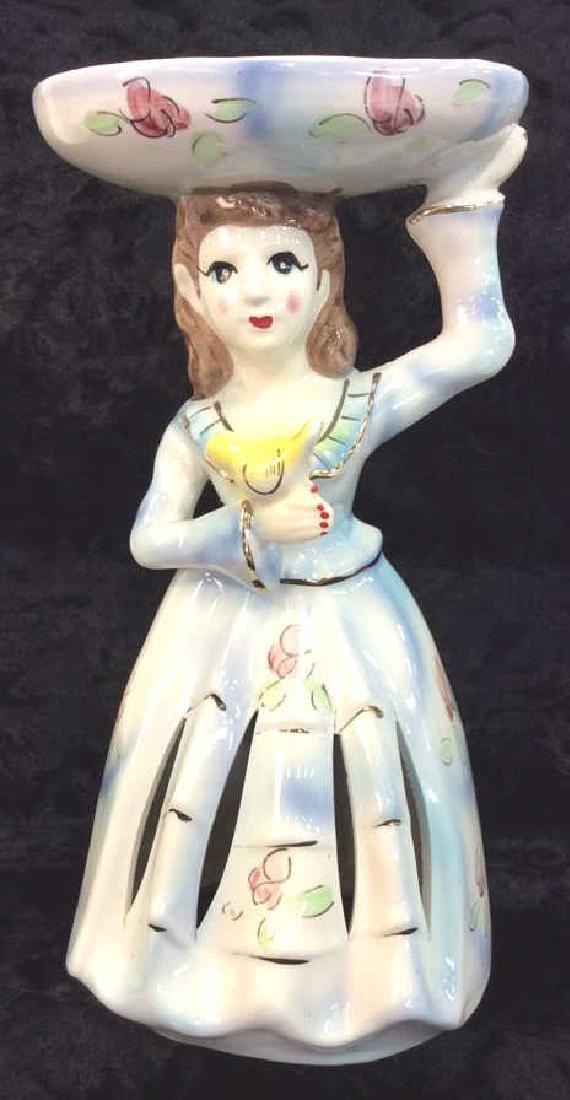 Vintage Napkin Lady