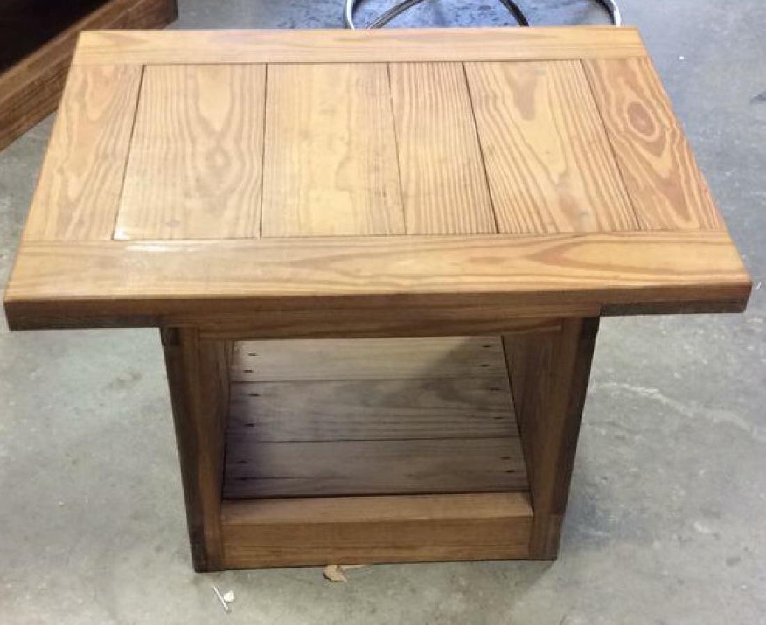 Pine Wood SideTable