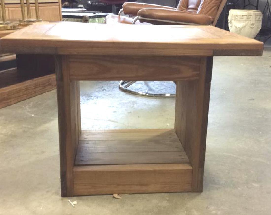 Pine Wood SideTable - 2