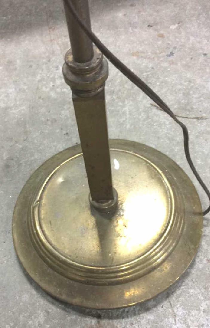 Vintage Swing Arm Floor Lamp - 2