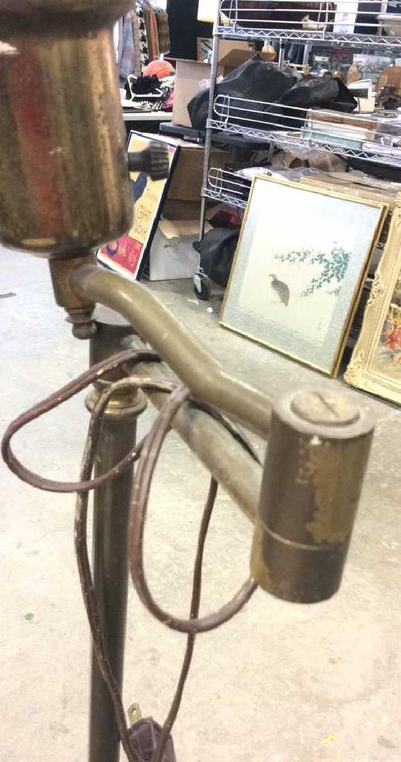 Vintage Swing Arm Floor Lamp - 4
