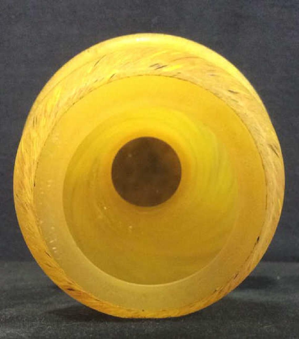 Art Glass Mushroom - 4