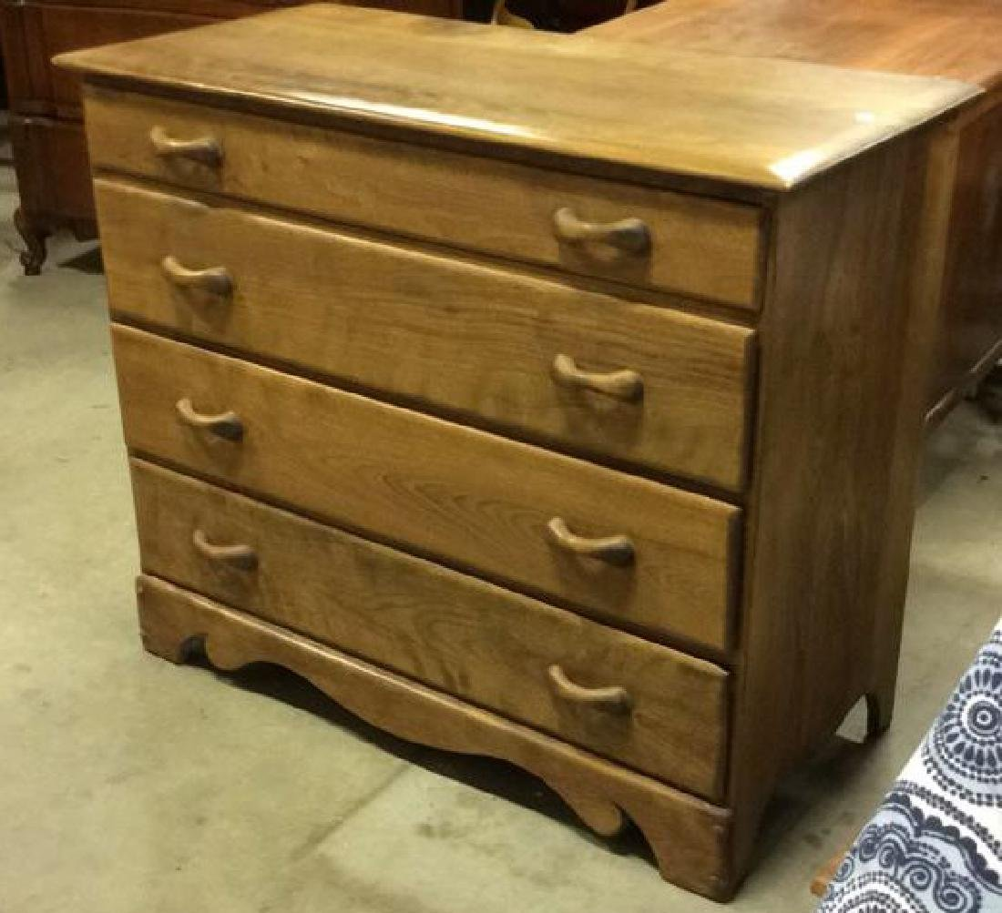 Vermont Made Wood Chest of Drawers