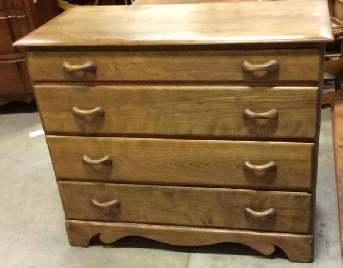 Vermont Made Wood Chest of Drawers - 2