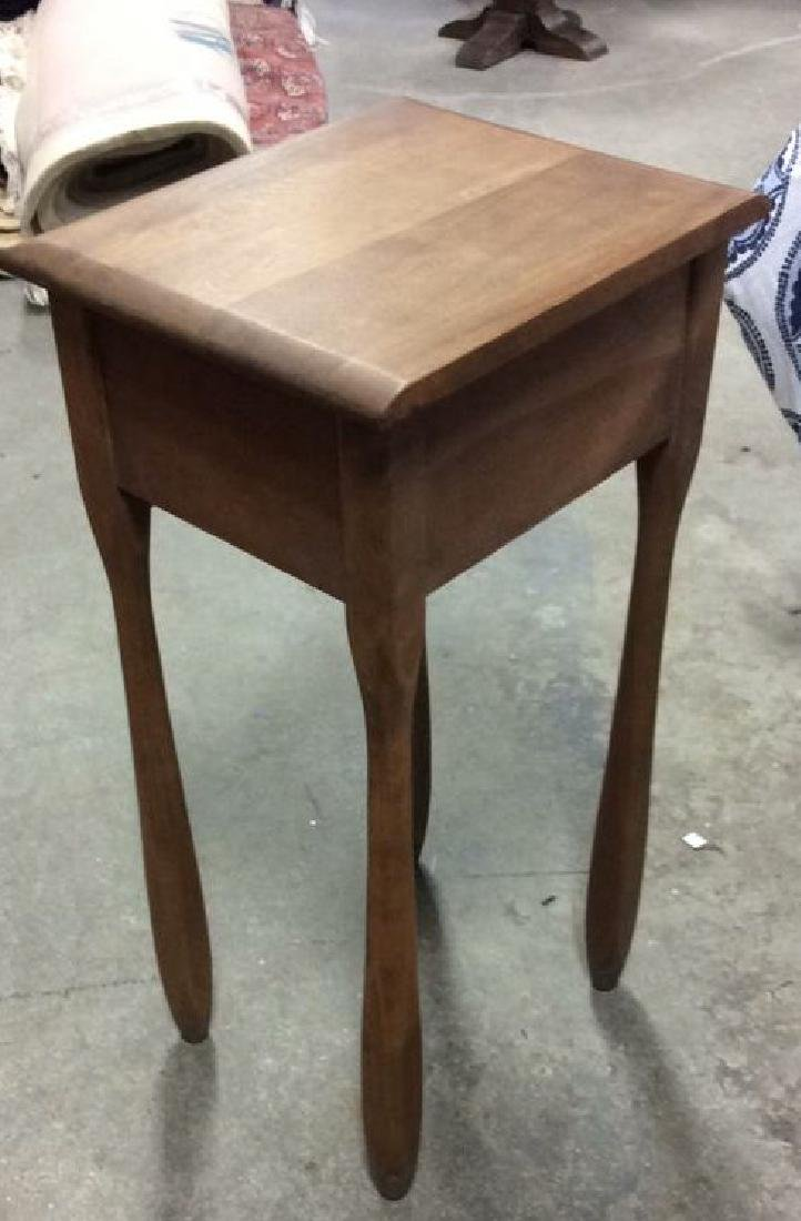 Vermont Made Wood Side Table - 7