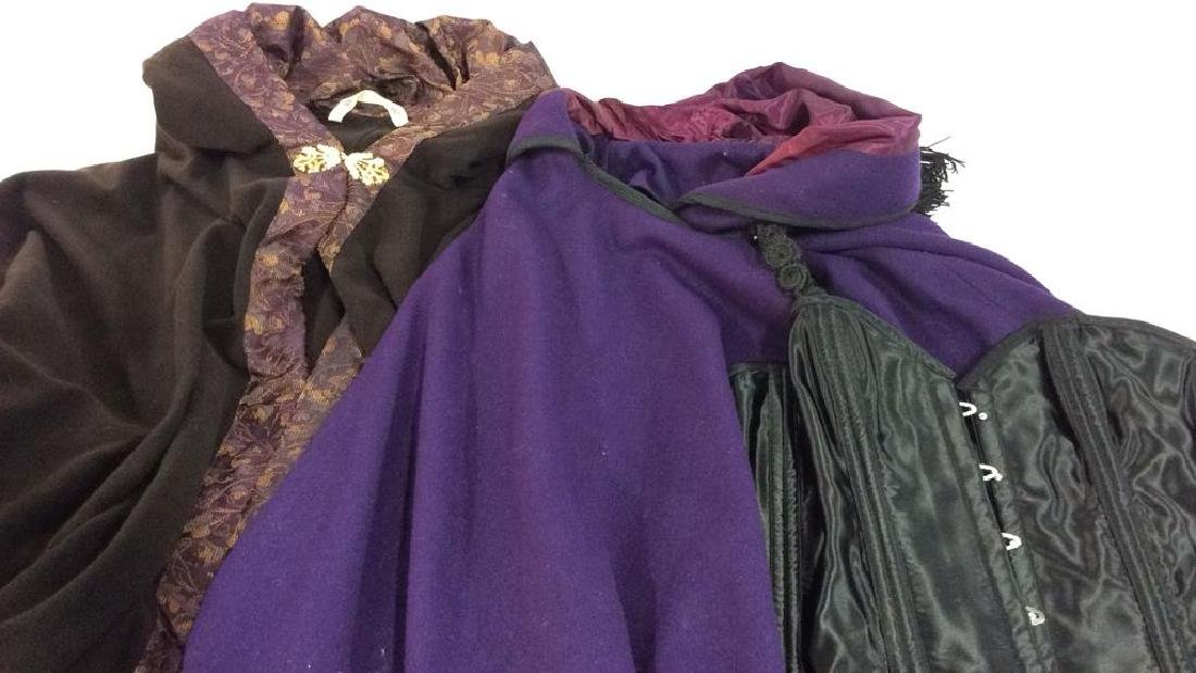 Lot 3 Vintage Women's Costume Fashion