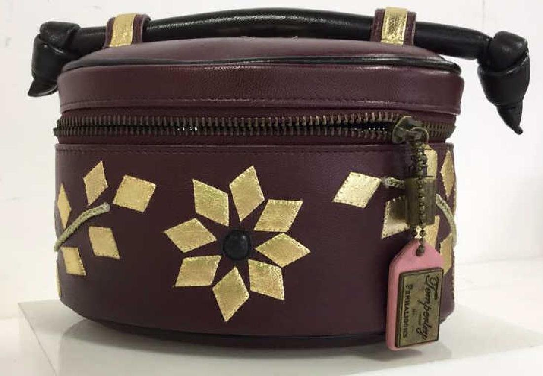 PENHALIGON Leather Vanity Case Purse