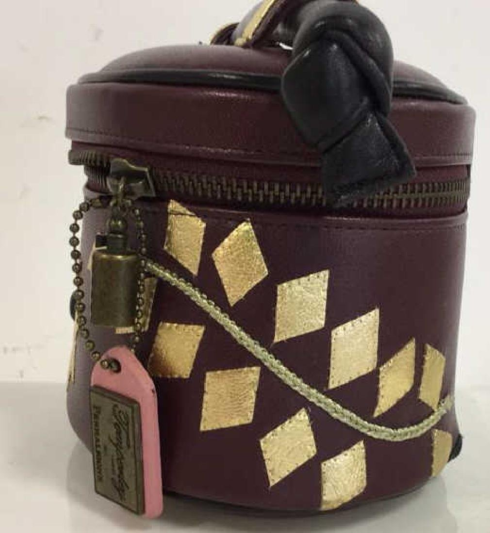 PENHALIGON Leather Vanity Case Purse - 5