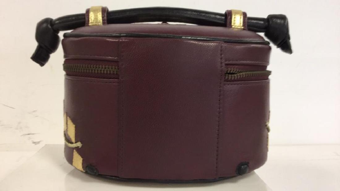 PENHALIGON Leather Vanity Case Purse - 6