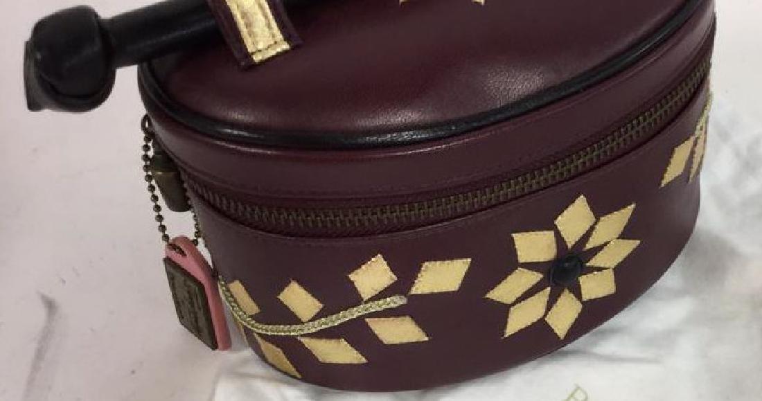 PENHALIGON Leather Vanity Case Purse - 9