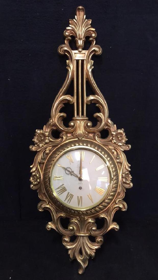 SYRACUSE ORNAMENTAL CO Wall Clock