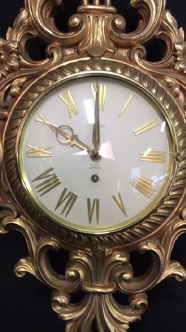 SYRACUSE ORNAMENTAL CO Wall Clock - 2