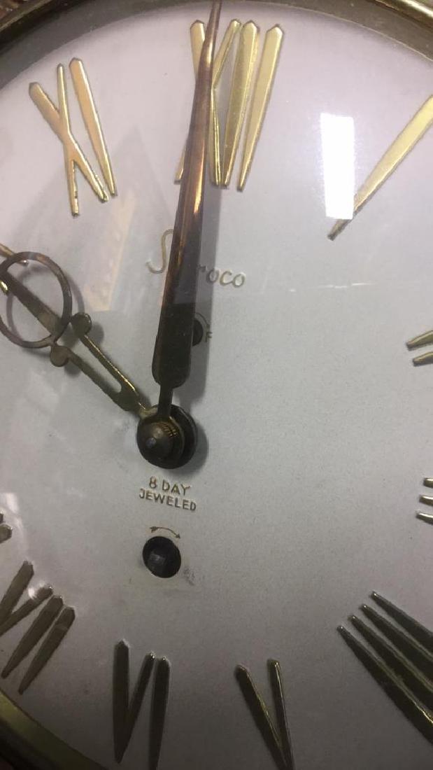 SYRACUSE ORNAMENTAL CO Wall Clock - 3