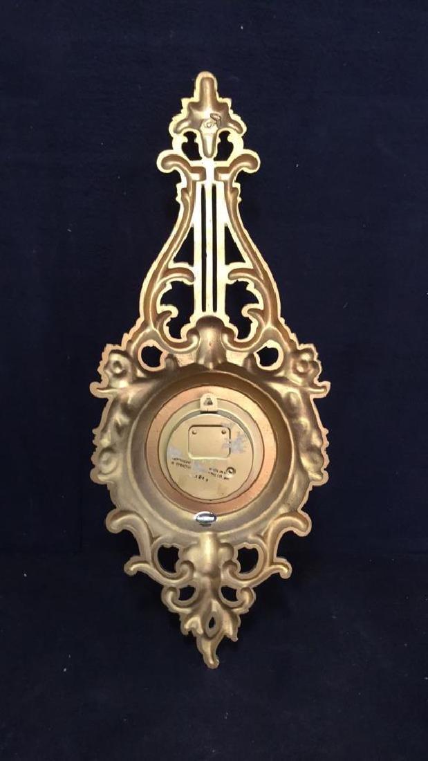 SYRACUSE ORNAMENTAL CO Wall Clock - 7
