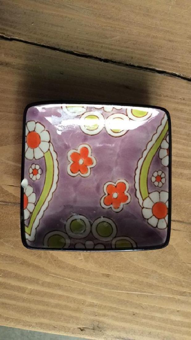 Assorted Porcelain  Ceramics Trinket Dishes - 8