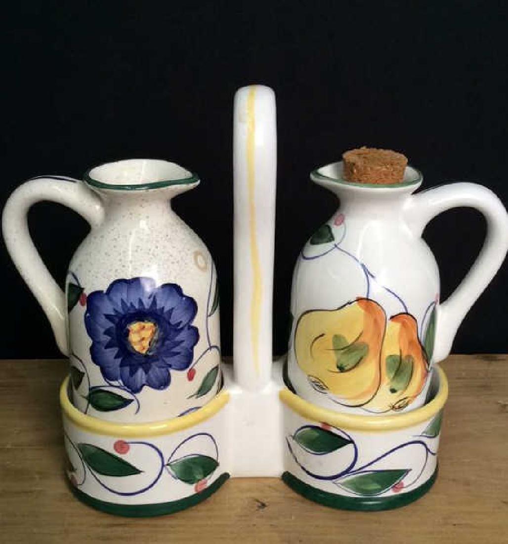 Lot 6 Assorted Porcelain Ceramics - 2