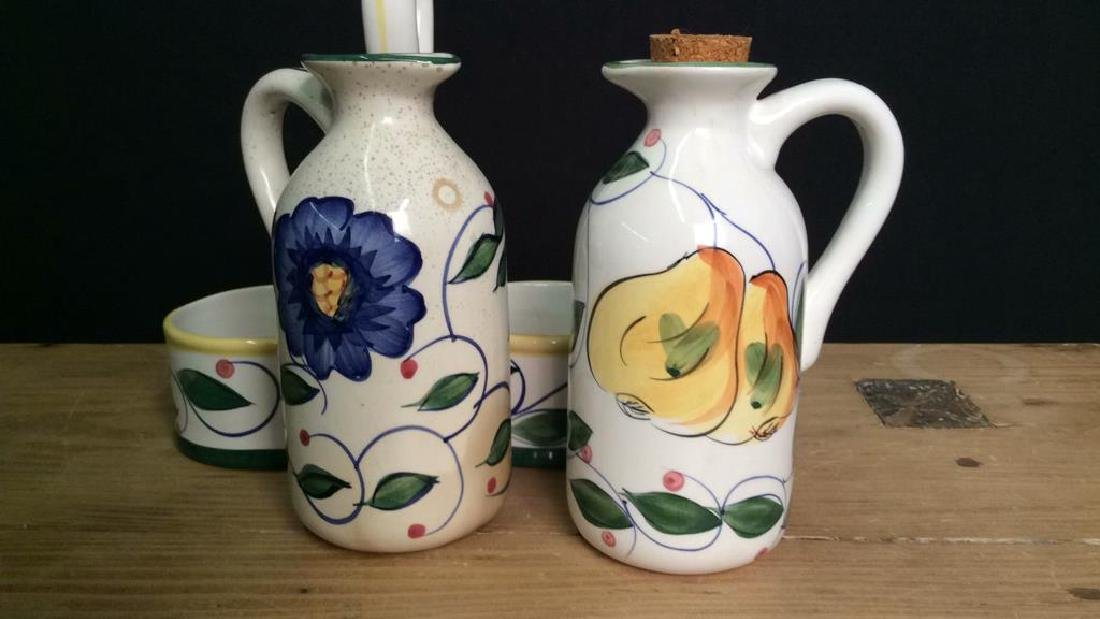 Lot 6 Assorted Porcelain Ceramics - 3