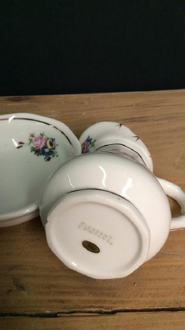 Lot 6 Assorted Porcelain Ceramics - 8