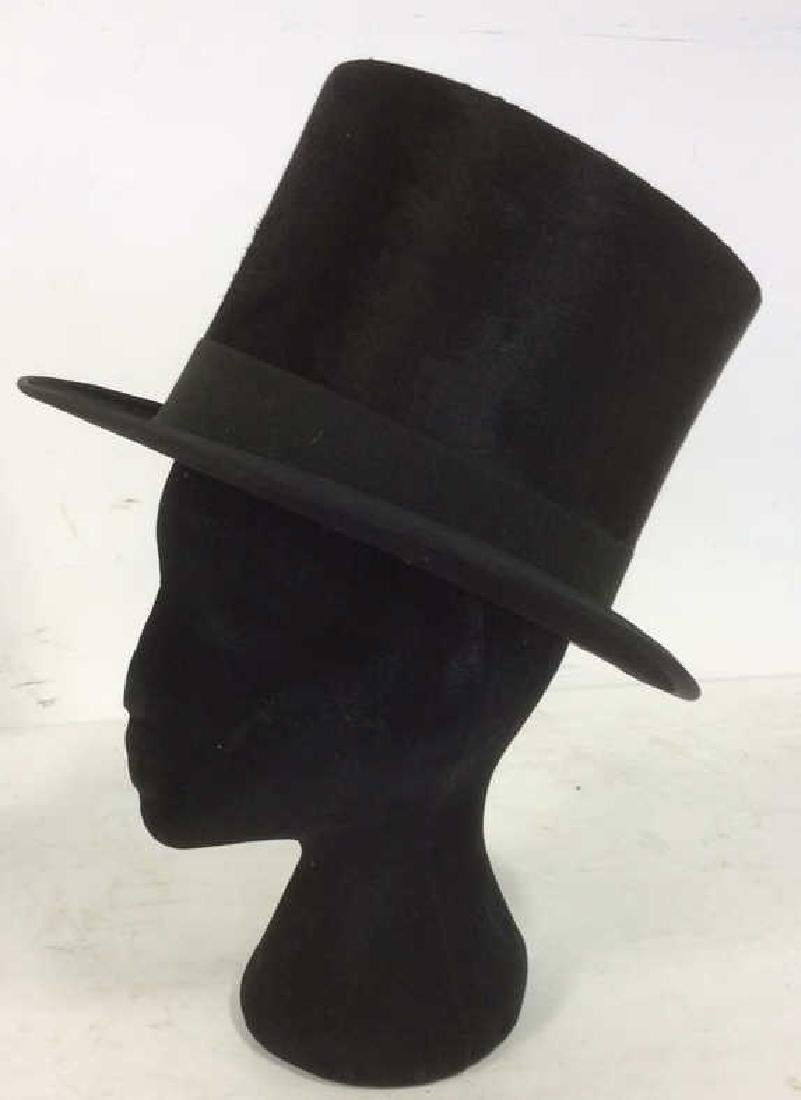 Rogers Peet Company Antique Top Hat, NYC