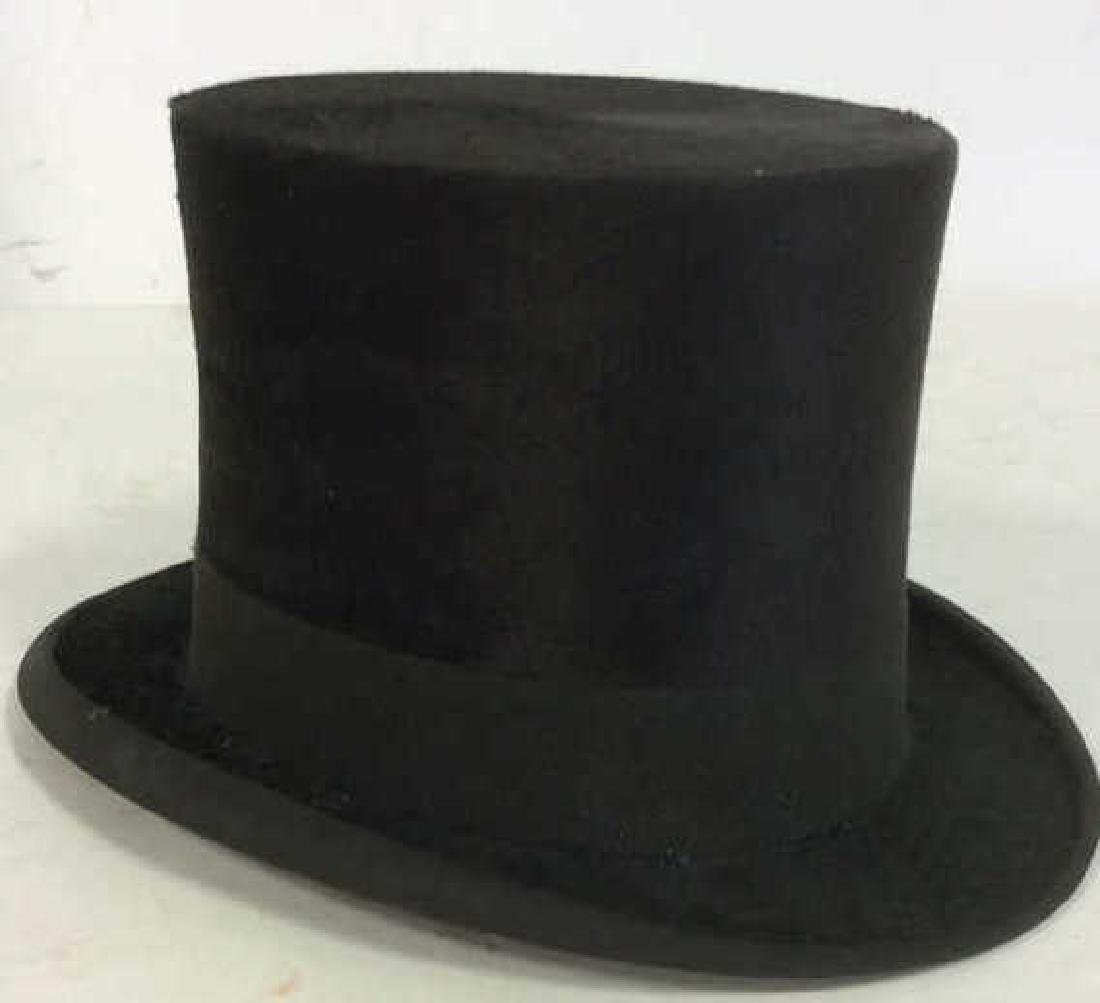 Rogers Peet Company Antique Top Hat, NYC - 2