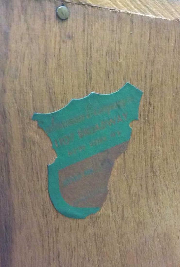 SALMANSON & COMPANY Wooden Bookshelf - 6
