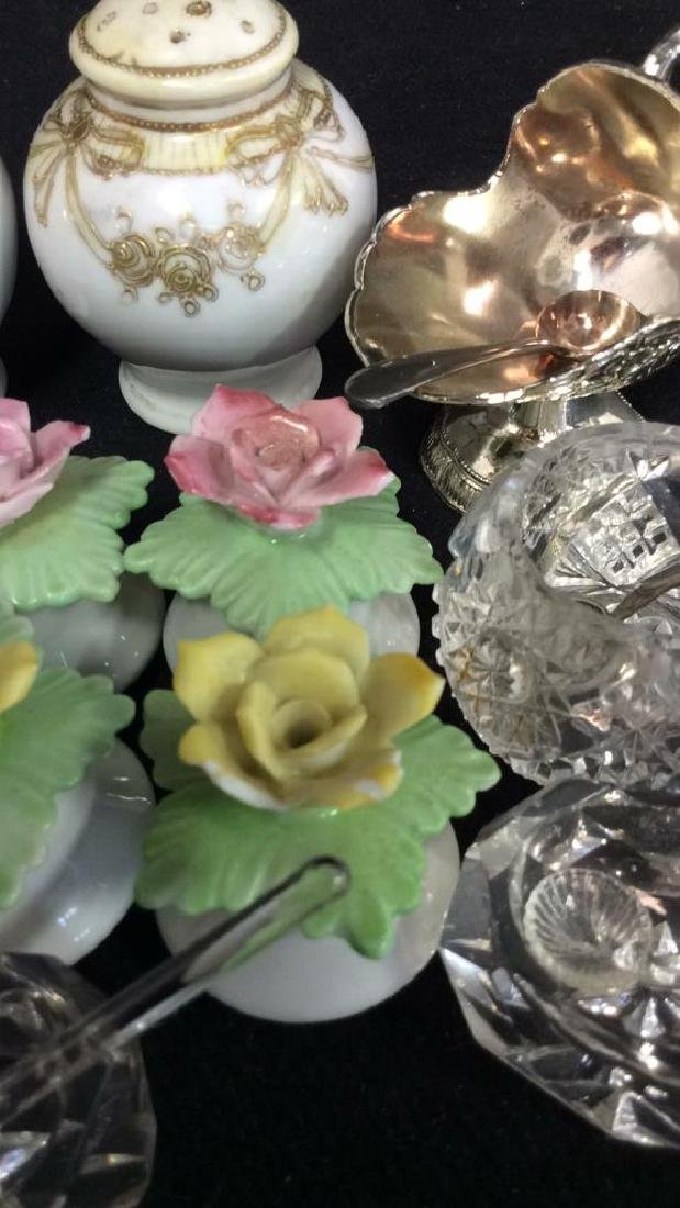 Collection Salt Cellars shakers and more - 6