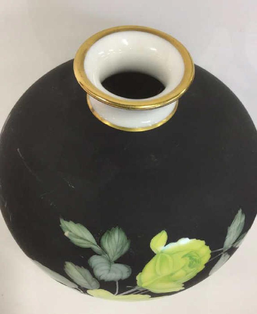HEINRICH German Oblong Floral Vase - 3