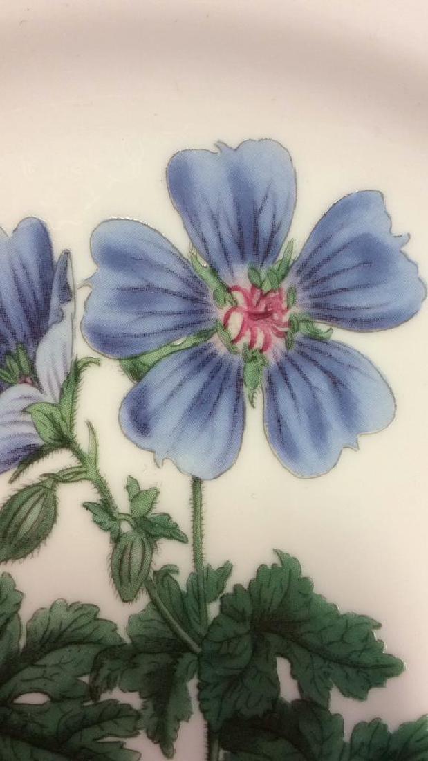 Golden Botanical ANDREAbySADEK Decorative Plate - 3