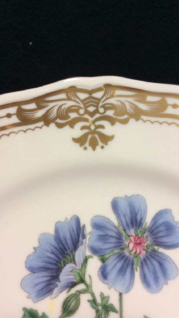 Golden Botanical ANDREAbySADEK Decorative Plate - 4