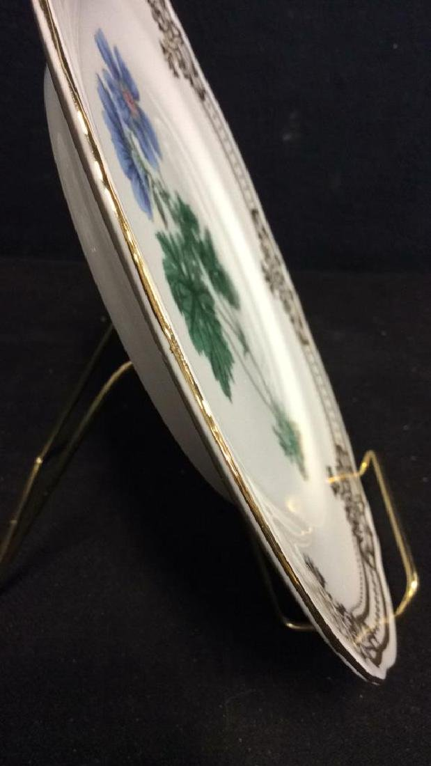 Golden Botanical ANDREAbySADEK Decorative Plate - 7