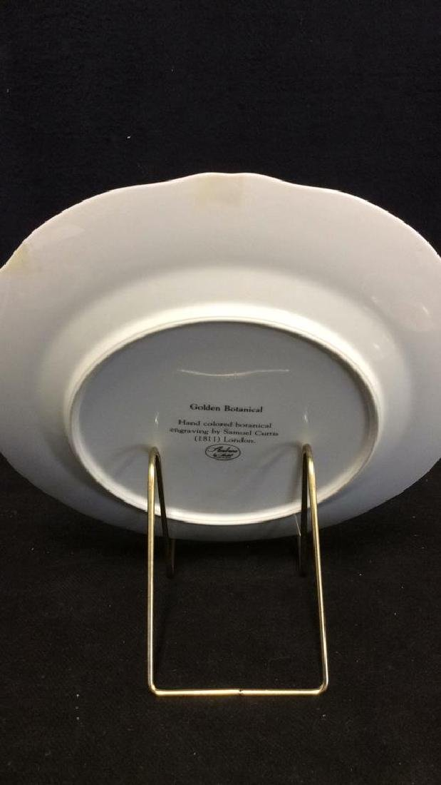 Golden Botanical ANDREAbySADEK Decorative Plate - 8