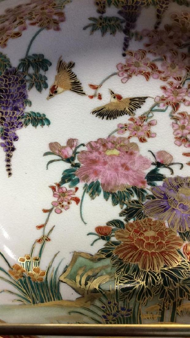 SOKO SATSUMA Hand Painted Bowl - 2