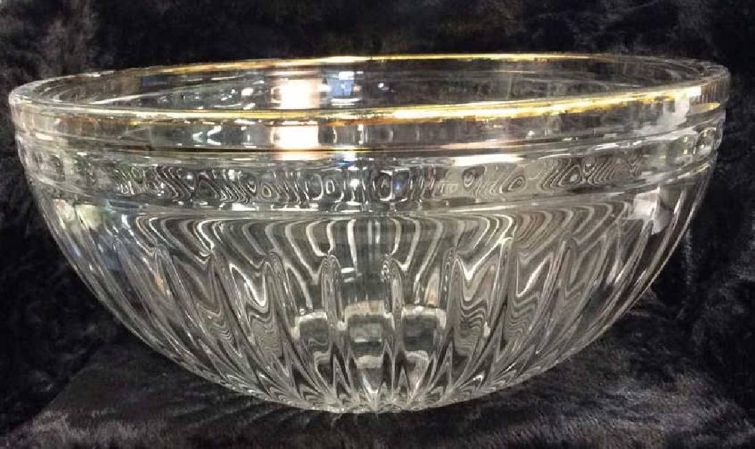 WATERFORD Crystal Display Bowl