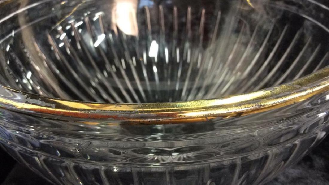 WATERFORD Crystal Display Bowl - 2