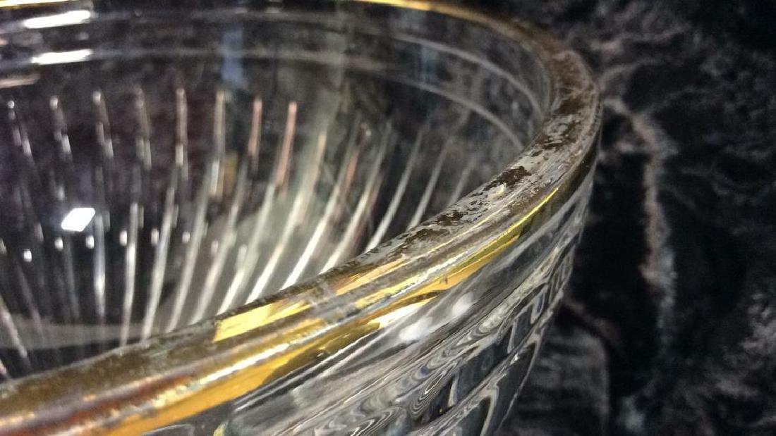 WATERFORD Crystal Display Bowl - 3